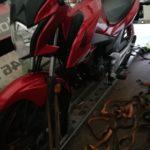 Honda CB125F sk. AM, A1